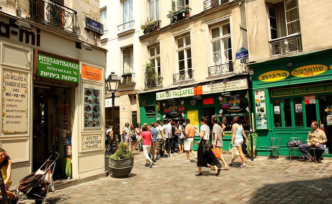 kinh nghiệm mua sắm ở paris - le marais