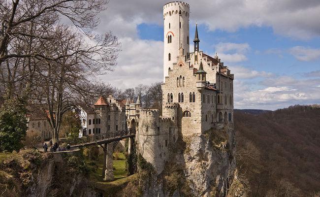 nước đức có gì nổi tiếng - lâu đài 1