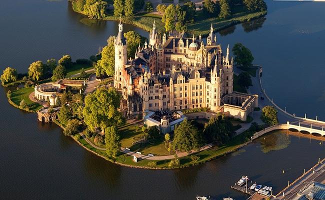 nước đức có gì nổi tiếng - lâu đài 2