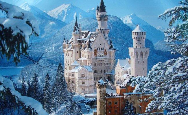 nước đức có gì nổi tiếng - lâu đài 3