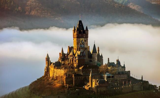 nước đức có gì nổi tiếng - lâu đài