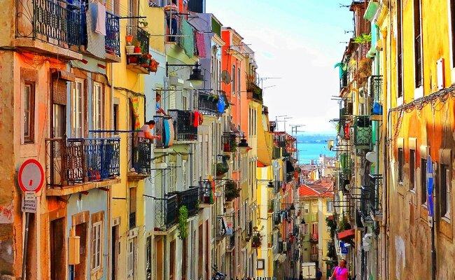 thời tiết các tháng ở Châu Âu - Lisbon