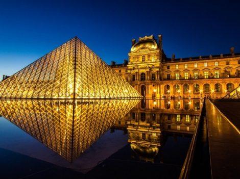 Những kiệt tác nhất định phải xem ở bảo tàng Louvre