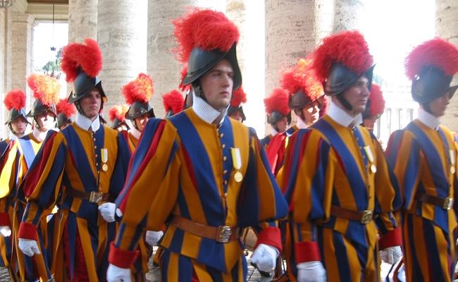 tòa thánh Vatican và những điều ít ai biết