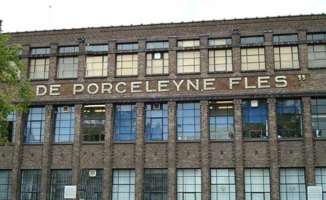du lịch delft - nhà máy Koninklijke Porceleyne Fles