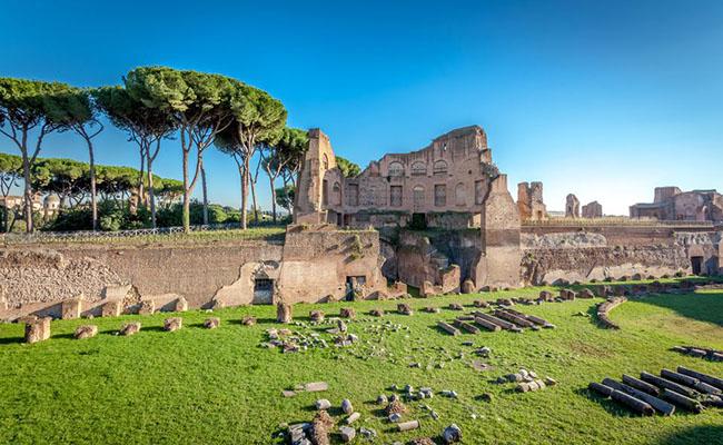 Đồi Palatine : Một điểm đến đáng để tới ở Rome