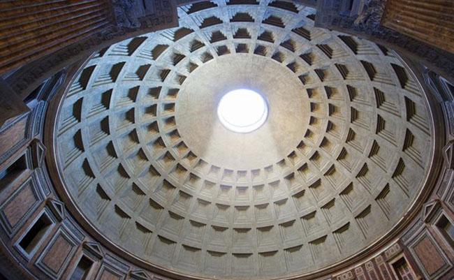 Hình ảnh của đền Pantheon