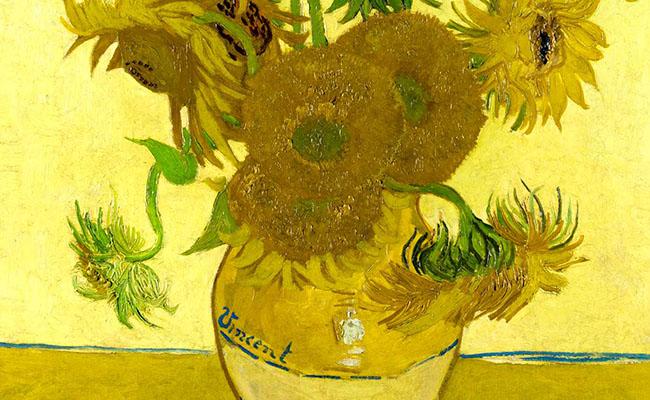 Hoa hướng dương 1889