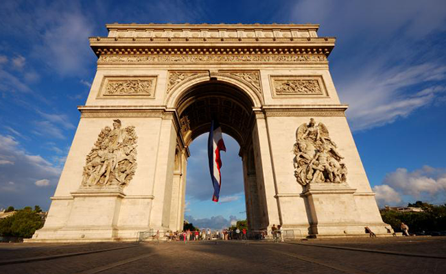 Đại lộ Champs Elysees