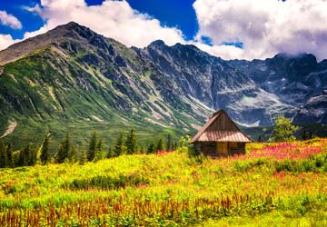 dãy núi tatras - ảnh đại diện