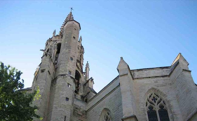 Nhà thờ Avignon