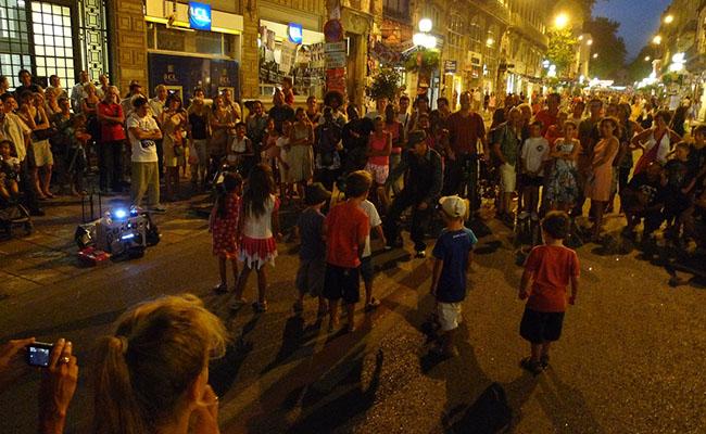 Những lễ hội tại Avignon