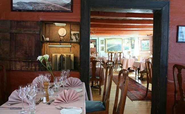 du lịch bergen - nhà hàng To Kokker