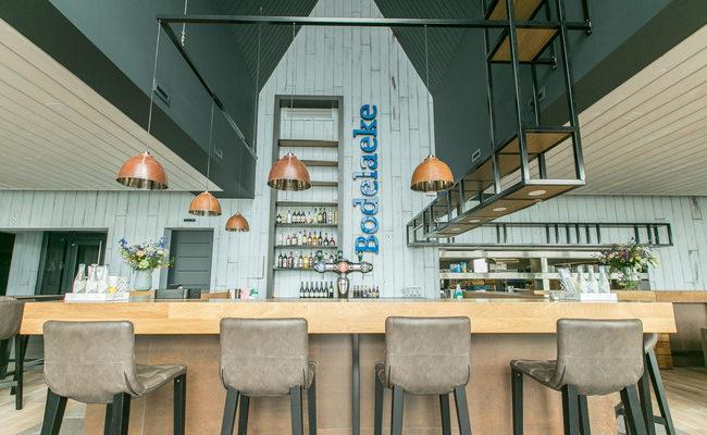 làng giethoorn - quán cafe
