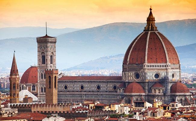 Nhà thờ chính tòa Florence ( Cattedrale di Santa Maria del Fiore )