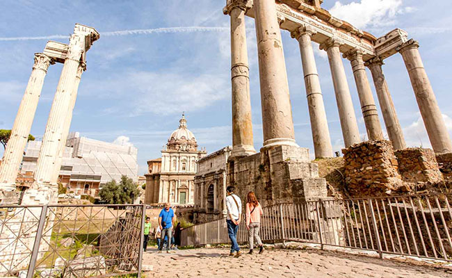 Quảng Trường La Mã
