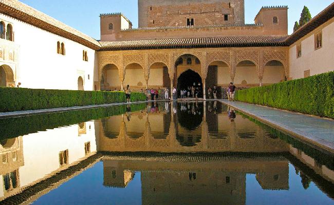 Lâu đài Alhambra