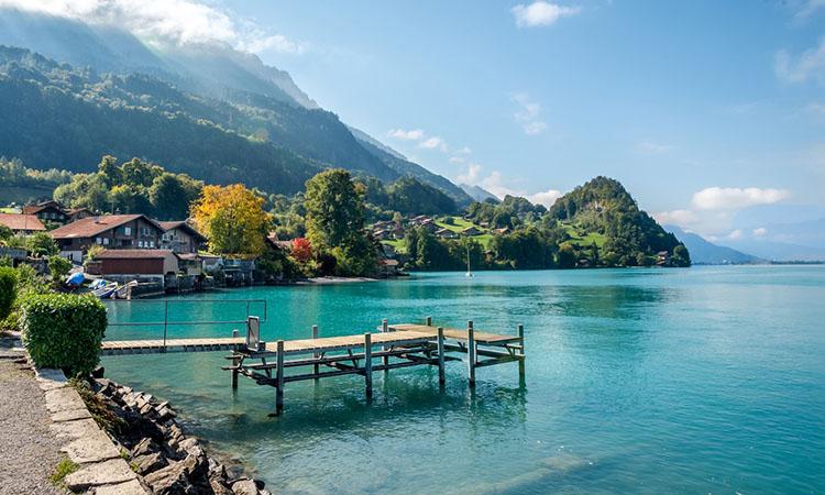 Tận hưởng tuyệt vời ngoài trời ở Interlaken