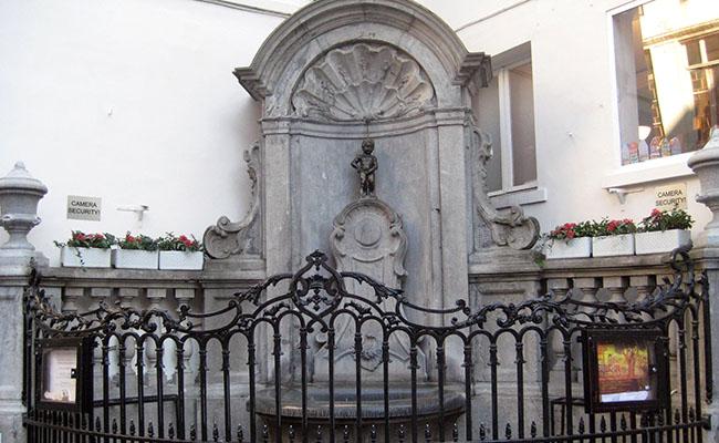 Bức tượng Manneken Pis : Lịch sử và những điều thú vị