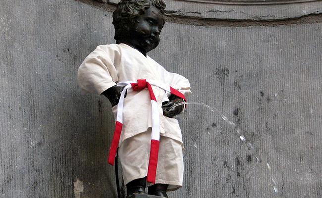 Bức tượng Manneken Pis
