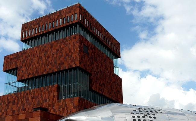 Bảo tàng aan de Stroom