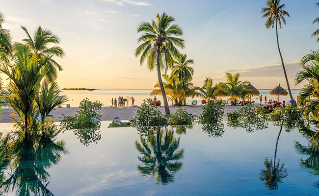 Polynesia, Pháp
