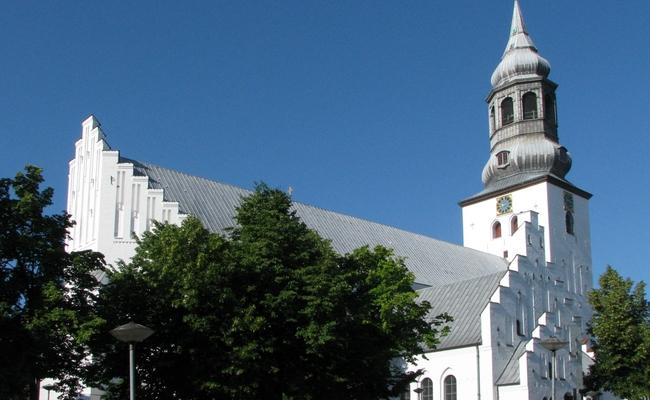 du lịch aalborg - nhà thờ budolfi