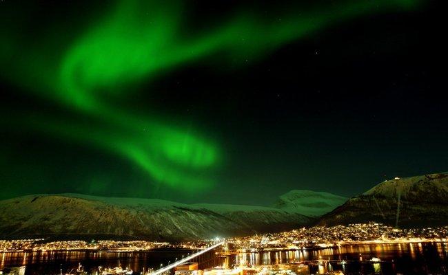 du lịch tromso - bắc cực quang