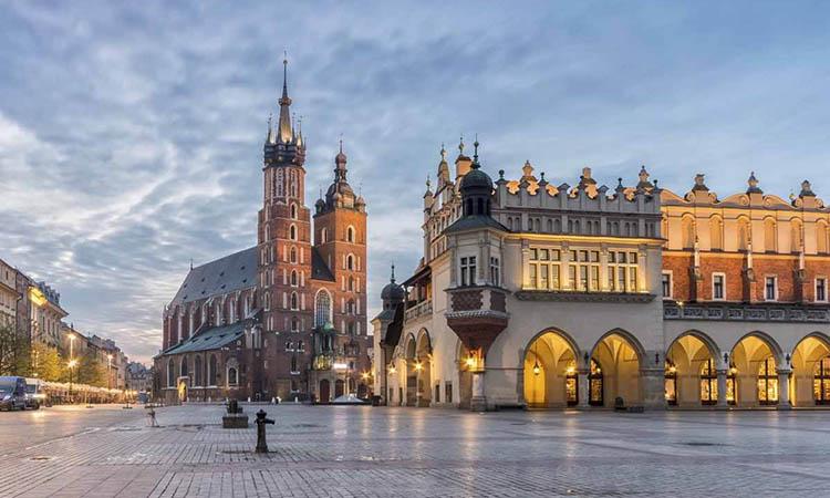 Ghé thăm Krakow