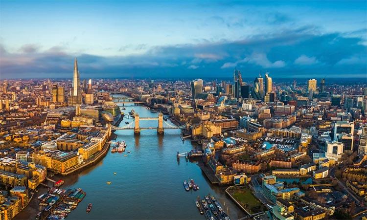 Trải nghiệm cuộc sống ở London