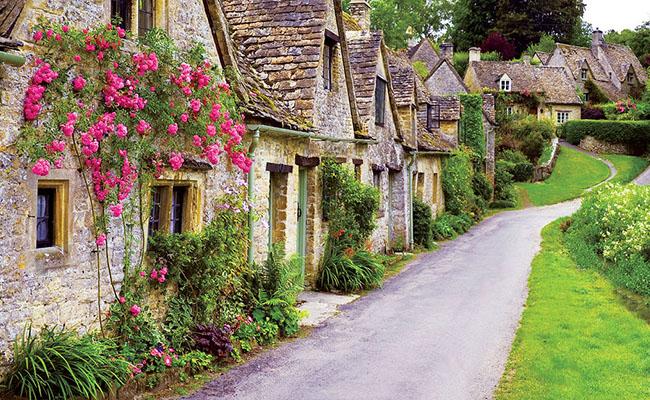 Làng Bibury, Vương quốc Anh