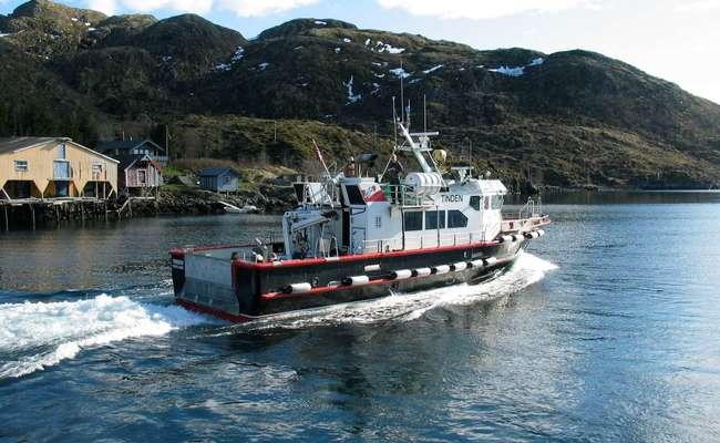 quần đảo Lofoten - di chuyển