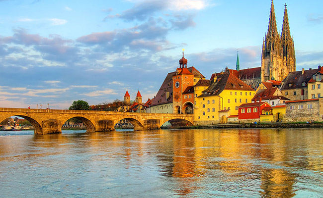 Sông Danube và những điều thú vị bạn chưa biết