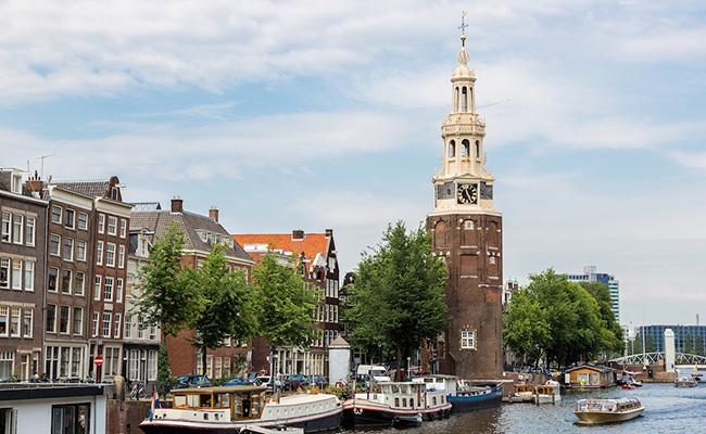 Một chuyến ghé thăm Amsterdam