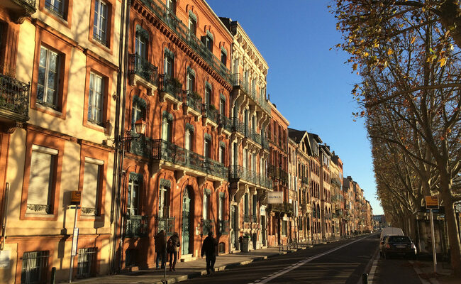 du lịch Toulouse