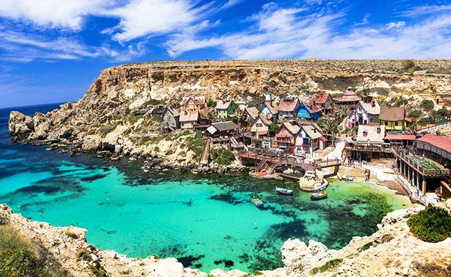 Làng Popeye, Malta