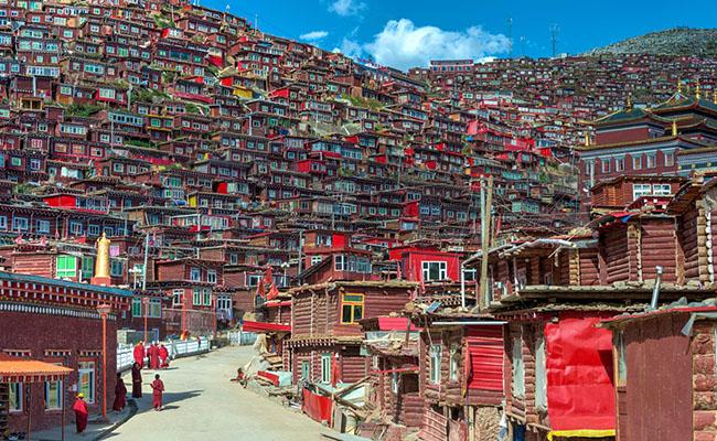 Larung Gar, Tây Tạng