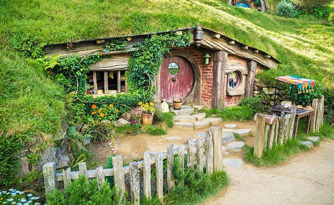 Làng Hobbiton, New Zealand