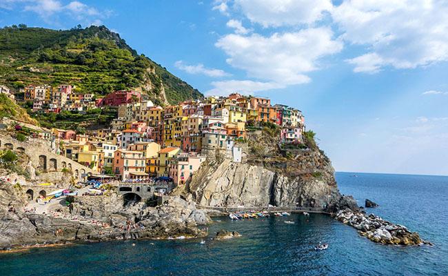 Làng Cinque Terre, Ý