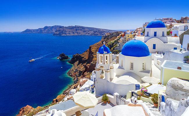 Làng Oia, Hy Lạp