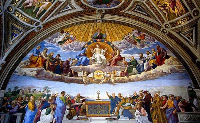 Vương cung thánh đường Thánh Phêrô ( nhà thờ St. Peters )