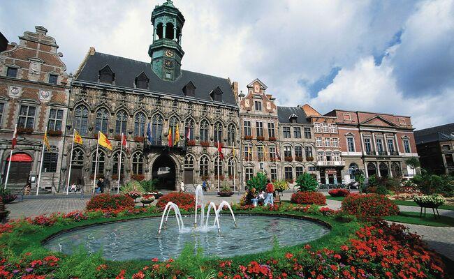 du lịch bỉ - mons