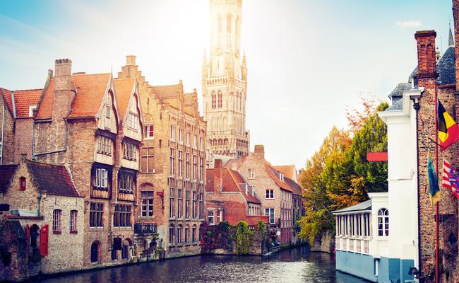 du lịch bỉ - mùa hè