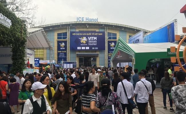 hội chợ du lịch quốc tế vitm 2018