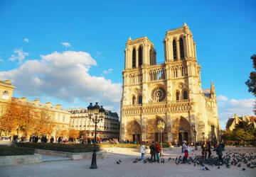 nhà thờ đức bà paris - ảnh đại diện