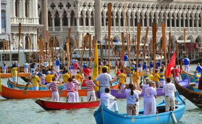 nước ý - lễ hội festa della sensa