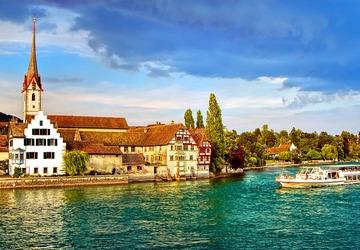 Du ngoạn sông Rhine – Cuộc hành trình lãng mạn nhất Châu Âu