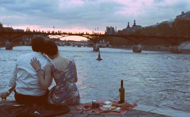 sông seine - thư giãn