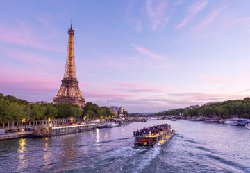 Sông Seine – Điểm đến đầy lãng mạn tại thủ đô Paris hoa lệ