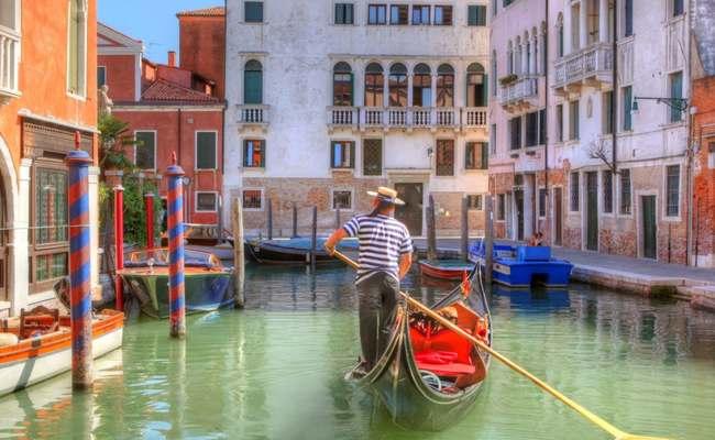 thuyền gondola - ảnh 1